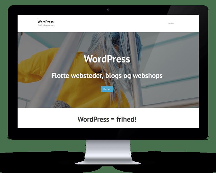 WordPress grundkursus - 9bureau kurser